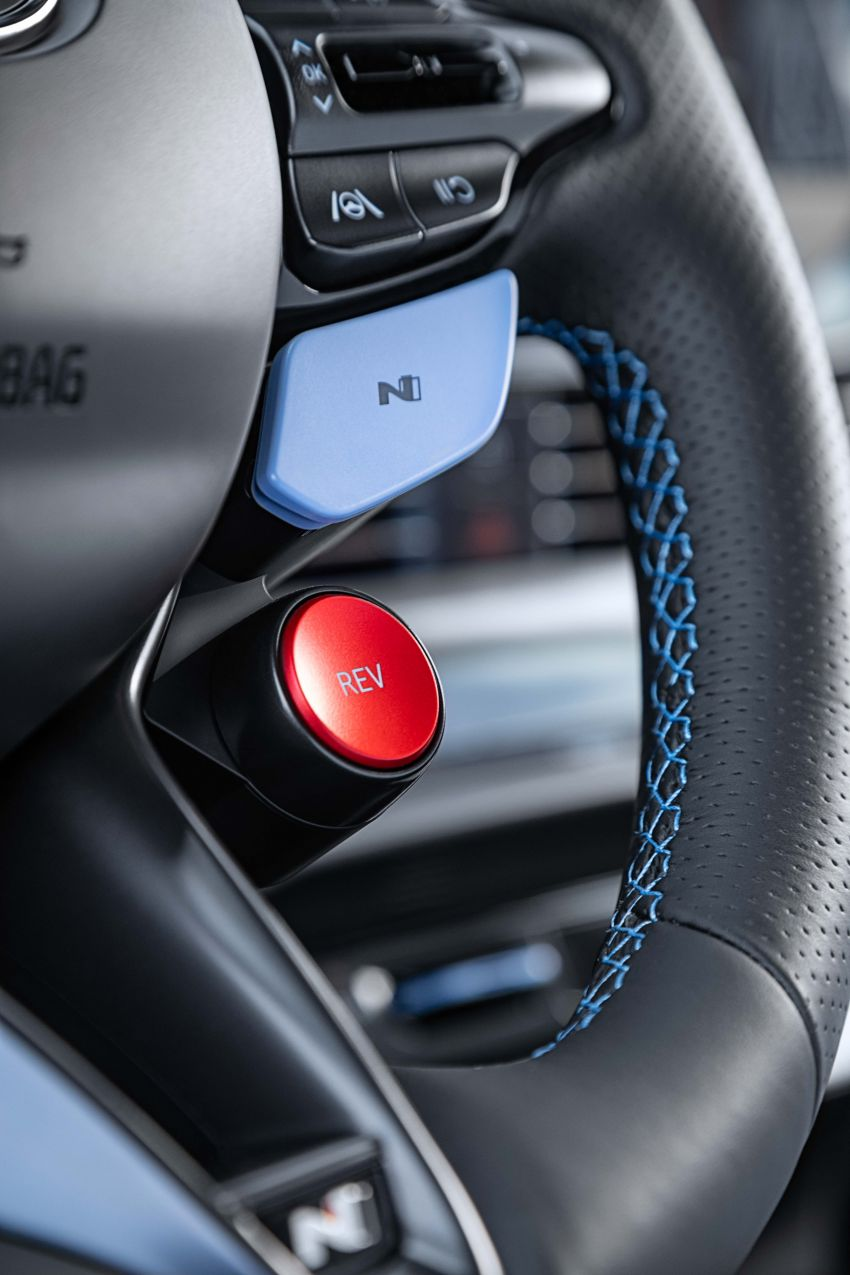 2021 Hyundai i20 N debuts – 1.6L T-GDi, 204 PS, 275 Nm; 6-speed manual with Launch Control & rev match Image #1195962