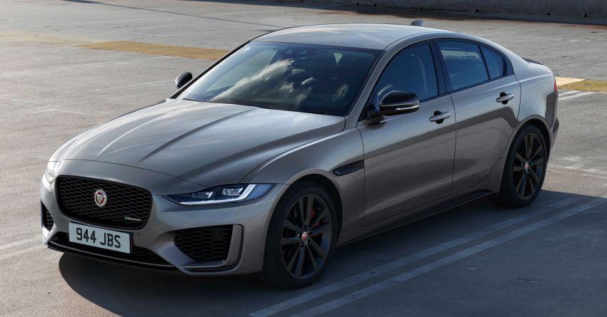 2021 Jaguar XE – new MHEV engine, Pivi Pro head unit Image #1187902