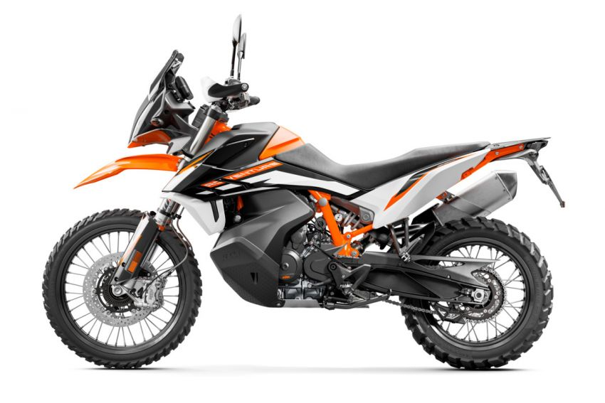 2021 KTM 890 Adventure R and 890 Adventure R Rally – 105 hp, 100 Nm, for the extreme adventure rider Image #1188911