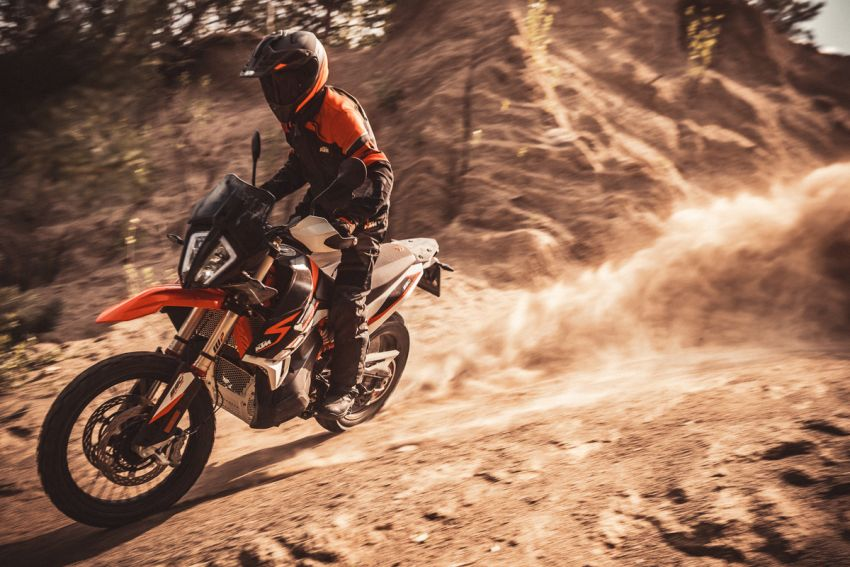2021 KTM 890 Adventure R and 890 Adventure R Rally – 105 hp, 100 Nm, for the extreme adventure rider Image #1188921