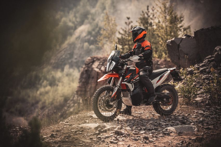 2021 KTM 890 Adventure R and 890 Adventure R Rally – 105 hp, 100 Nm, for the extreme adventure rider Image #1188922