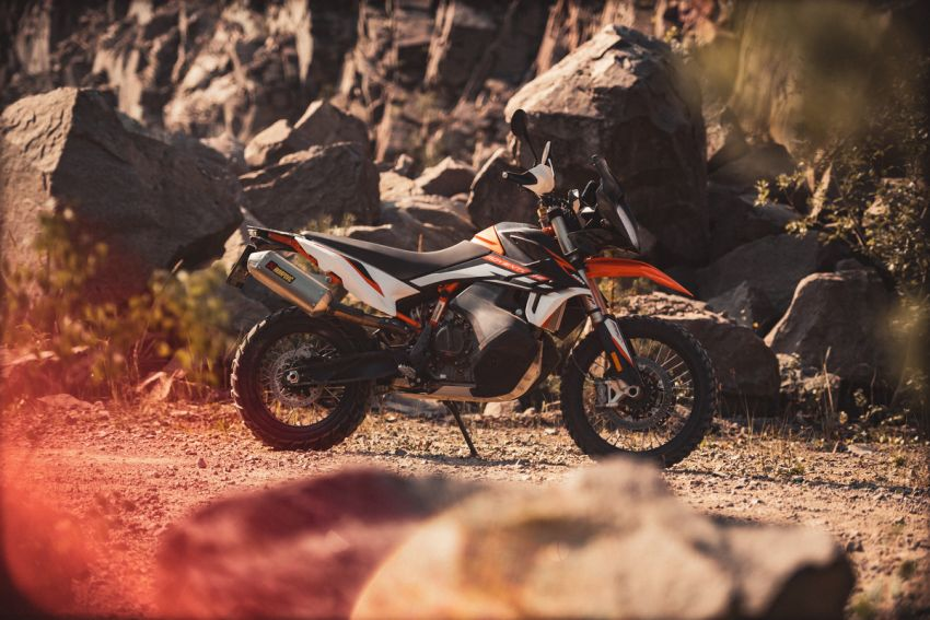 2021 KTM 890 Adventure R and 890 Adventure R Rally – 105 hp, 100 Nm, for the extreme adventure rider Image #1188926