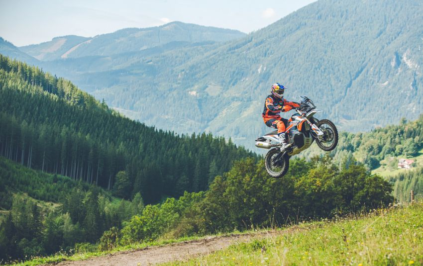 2021 KTM 890 Adventure R and 890 Adventure R Rally – 105 hp, 100 Nm, for the extreme adventure rider Image #1188927