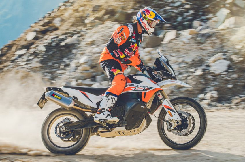 2021 KTM 890 Adventure R and 890 Adventure R Rally – 105 hp, 100 Nm, for the extreme adventure rider Image #1188928