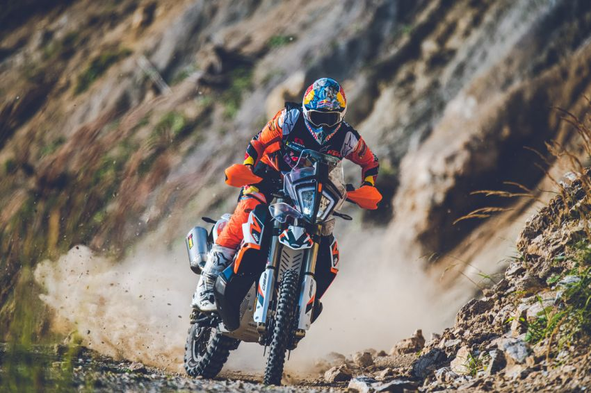 2021 KTM 890 Adventure R and 890 Adventure R Rally – 105 hp, 100 Nm, for the extreme adventure rider Image #1188929