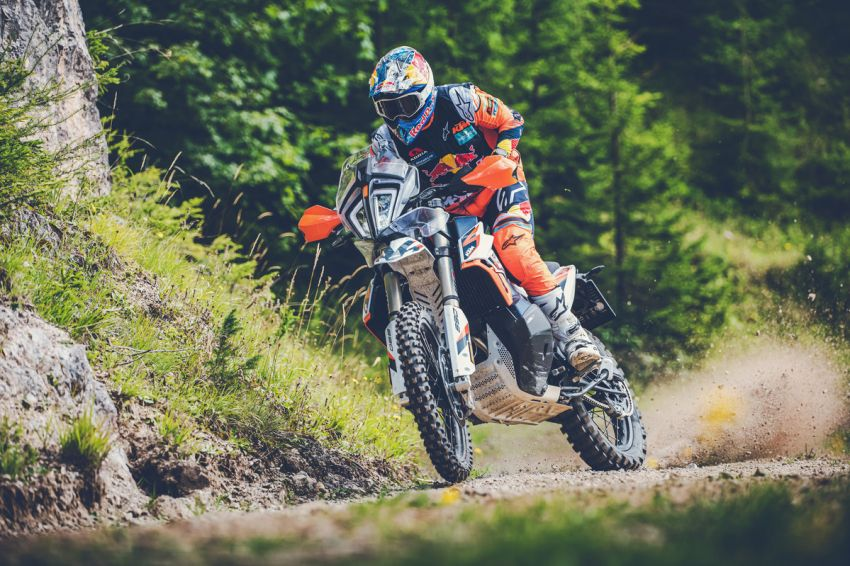 2021 KTM 890 Adventure R and 890 Adventure R Rally – 105 hp, 100 Nm, for the extreme adventure rider Image #1188930