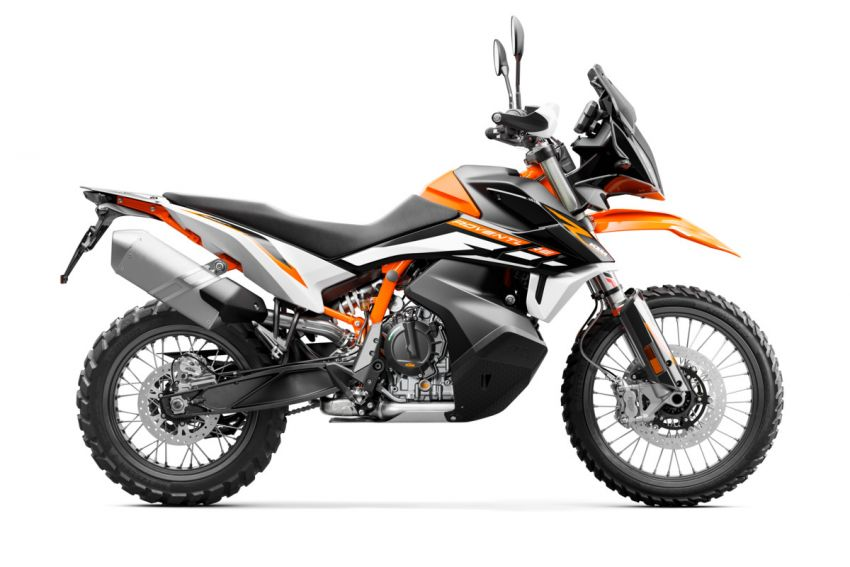 2021 KTM 890 Adventure R and 890 Adventure R Rally – 105 hp, 100 Nm, for the extreme adventure rider Image #1188912