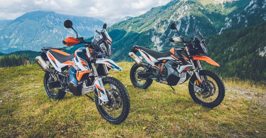 2021 KTM 890 Adventure R and 890 Adventure R Rally – 105 hp, 100 Nm, for the extreme adventure rider Image #1188931