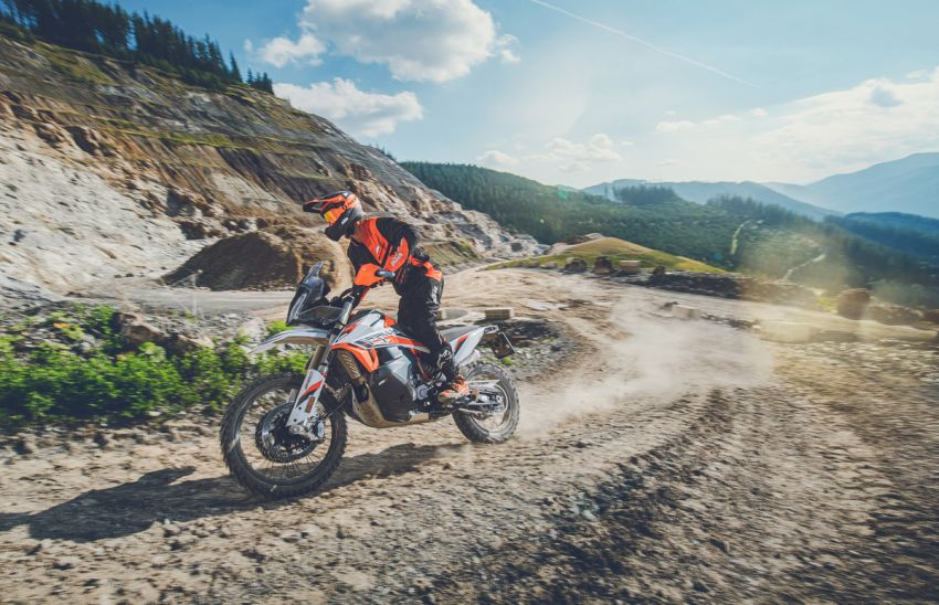 2021 KTM 890 Adventure R and 890 Adventure R Rally – 105 hp, 100 Nm, for the extreme adventure rider Image #1188932