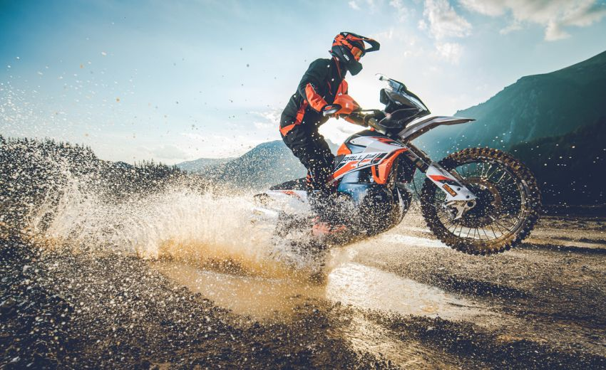 2021 KTM 890 Adventure R and 890 Adventure R Rally – 105 hp, 100 Nm, for the extreme adventure rider Image #1188934