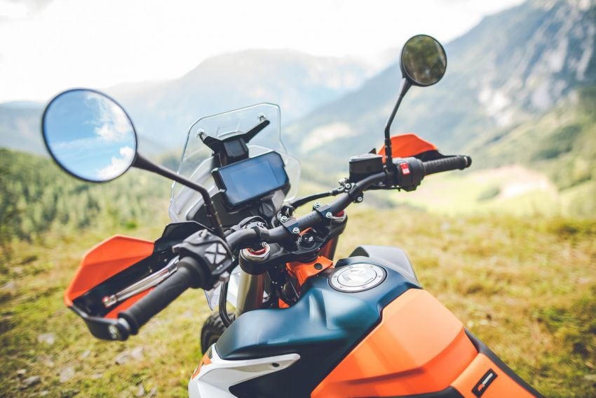2021 KTM 890 Adventure R and 890 Adventure R Rally – 105 hp, 100 Nm, for the extreme adventure rider Image #1188939