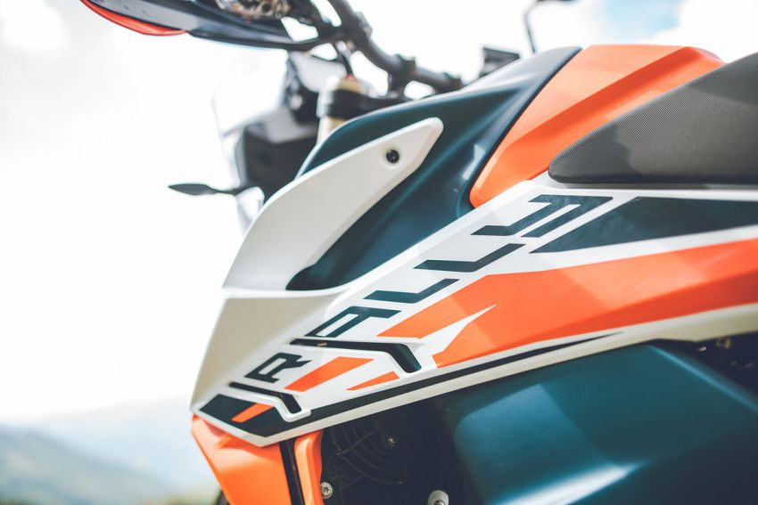 2021 KTM 890 Adventure R and 890 Adventure R Rally – 105 hp, 100 Nm, for the extreme adventure rider Image #1188940