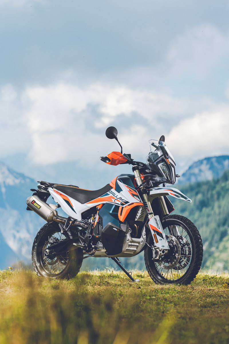 2021 KTM 890 Adventure R and 890 Adventure R Rally – 105 hp, 100 Nm, for the extreme adventure rider Image #1188941