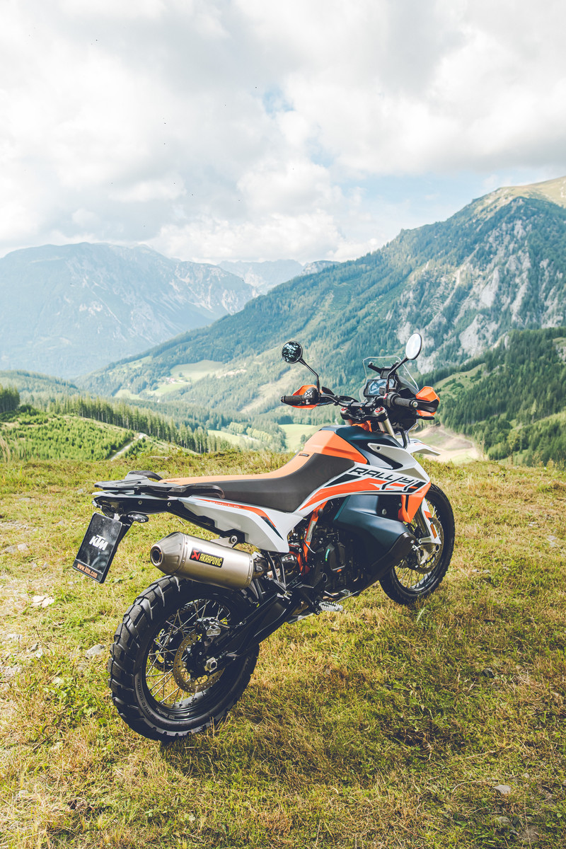 2021 KTM 890 Adventure R and 890 Adventure R Rally – 105 hp, 100 Nm, for the extreme adventure rider Image #1188942