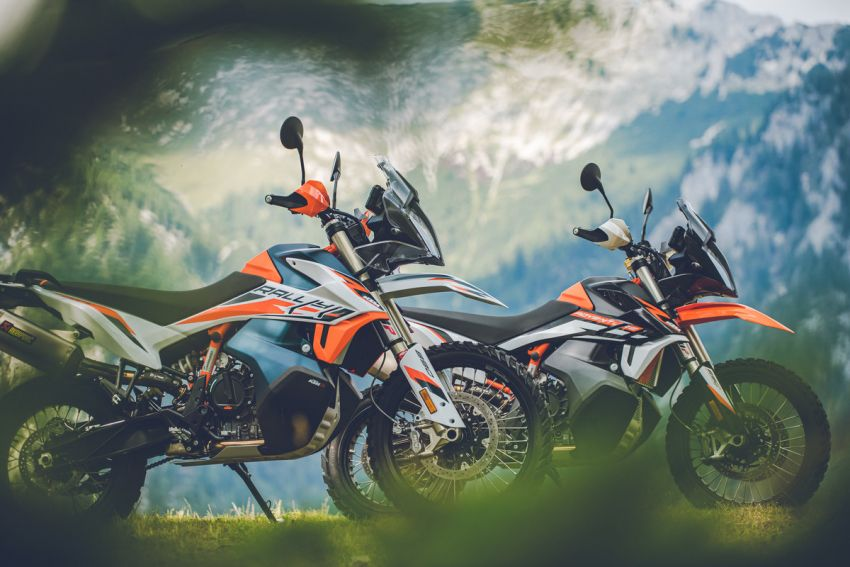2021 KTM 890 Adventure R and 890 Adventure R Rally – 105 hp, 100 Nm, for the extreme adventure rider Image #1188943