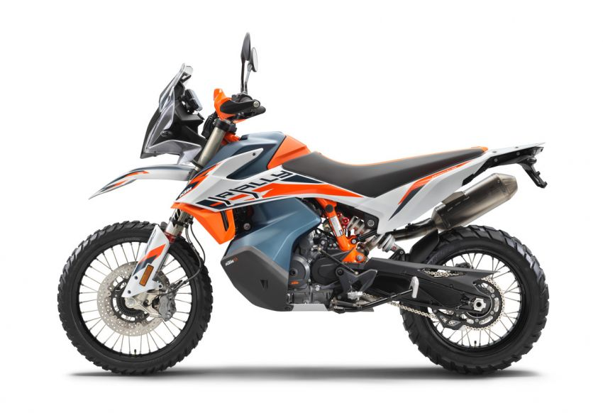 2021 KTM 890 Adventure R and 890 Adventure R Rally – 105 hp, 100 Nm, for the extreme adventure rider Image #1188944