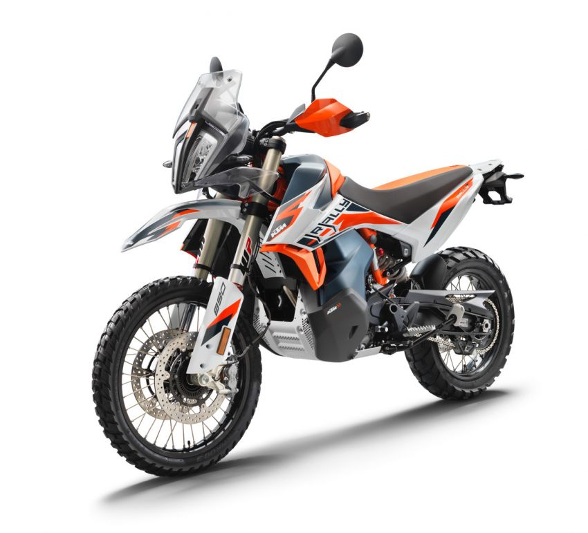 2021 KTM 890 Adventure R and 890 Adventure R Rally – 105 hp, 100 Nm, for the extreme adventure rider Image #1188946