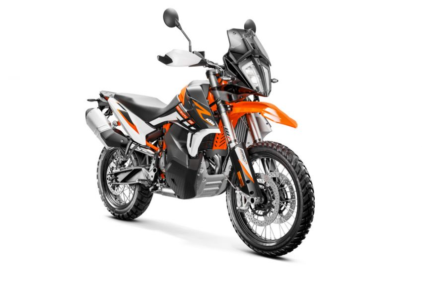 2021 KTM 890 Adventure R and 890 Adventure R Rally – 105 hp, 100 Nm, for the extreme adventure rider Image #1188914