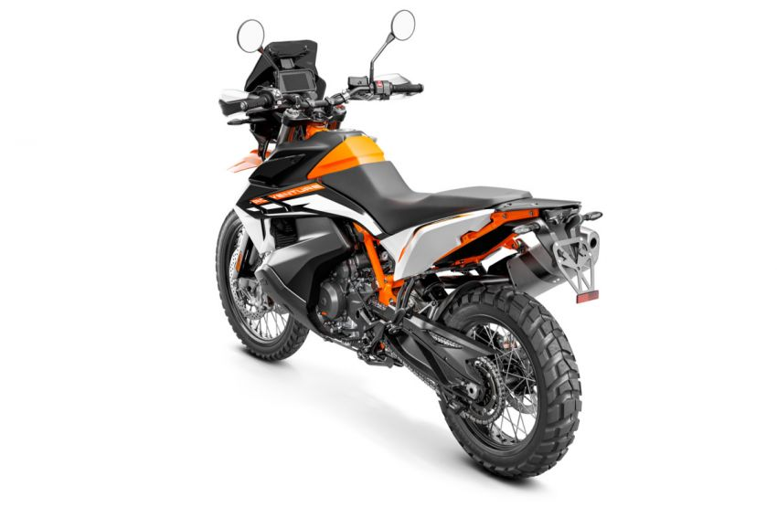 2021 KTM 890 Adventure R and 890 Adventure R Rally – 105 hp, 100 Nm, for the extreme adventure rider Image #1188916
