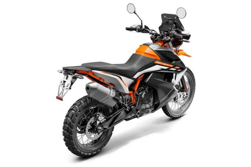 2021 KTM 890 Adventure R and 890 Adventure R Rally – 105 hp, 100 Nm, for the extreme adventure rider Image #1188917