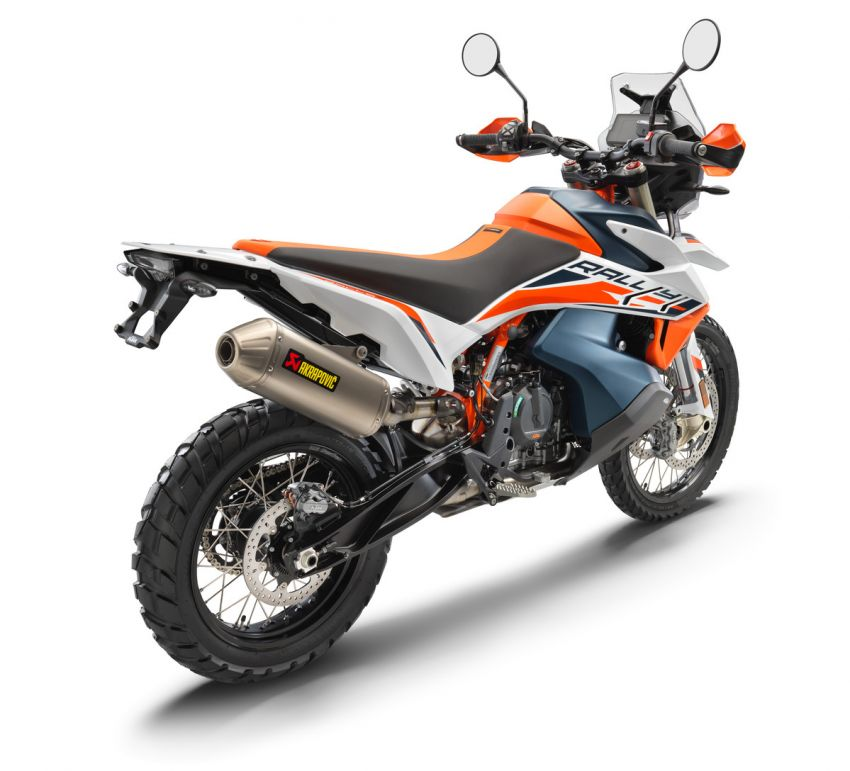 2021 KTM 890 Adventure R and 890 Adventure R Rally – 105 hp, 100 Nm, for the extreme adventure rider Image #1188918
