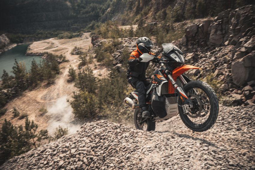 2021 KTM 890 Adventure R and 890 Adventure R Rally – 105 hp, 100 Nm, for the extreme adventure rider Image #1188920