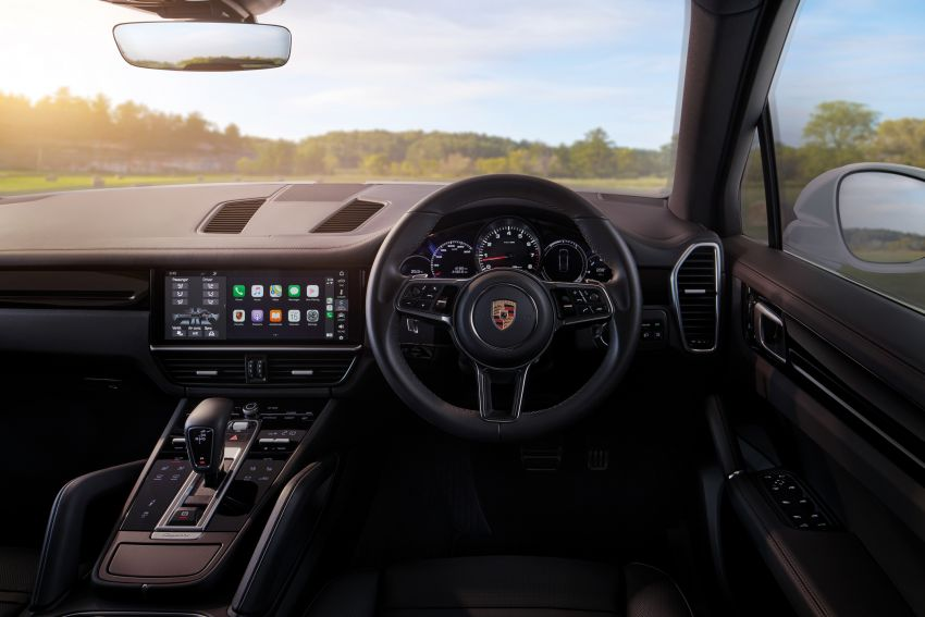 2021 Porsche Cayenne Premium Package in Malaysia – air suspension, 21″ RS Spyder wheels; from RM680k Image #1188868