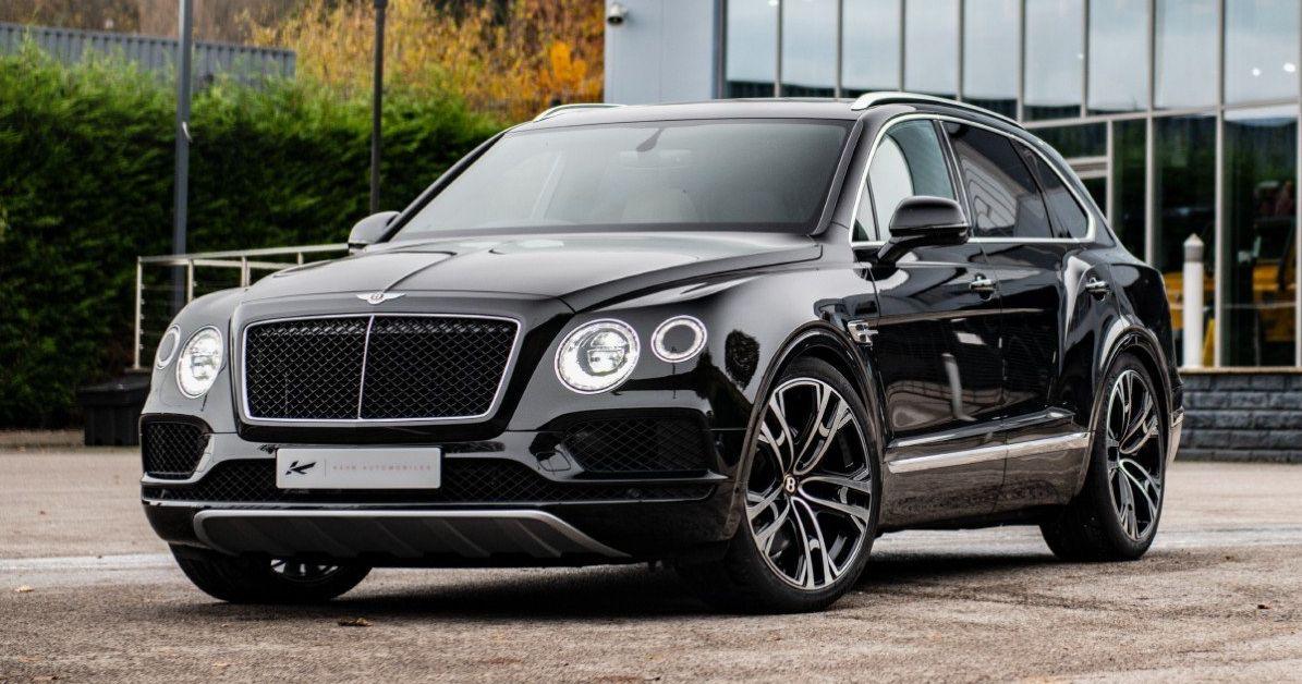 2021 Project Kahn Bentley Bentayga V8 Centenary Edition Pre Facelift Suv With Black Pack Fr Rm751k Paultan Org