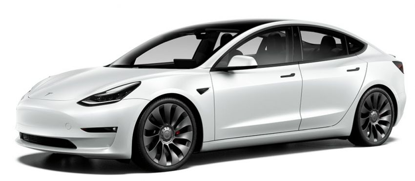 2021 Tesla Model 3 gains interior and exterior updates – up to 564 km drive range; 0-96 km/h in 3.3 seconds Image #1194744
