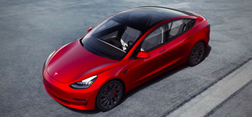 2021 Tesla Model 3 gains interior and exterior updates – up to 564 km drive range; 0-96 km/h in 3.3 seconds Image #1194743