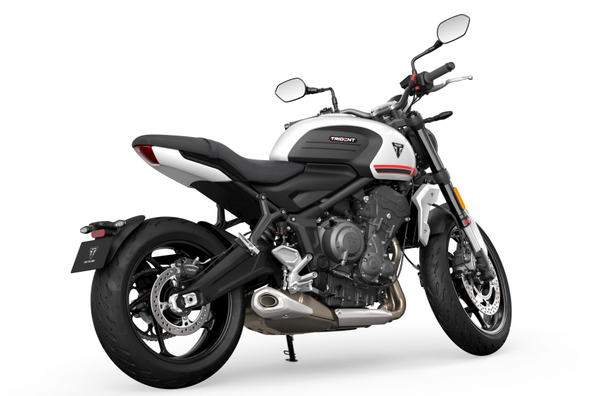 2021 Triumph Trident 660 launched –  RM38,757 in UK Image #1201922
