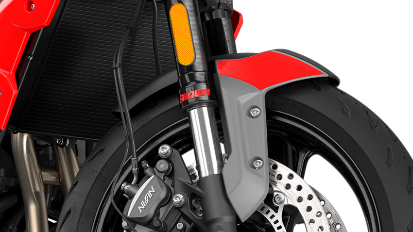 2021 Triumph Trident 660 launched –  RM38,757 in UK Image #1201935