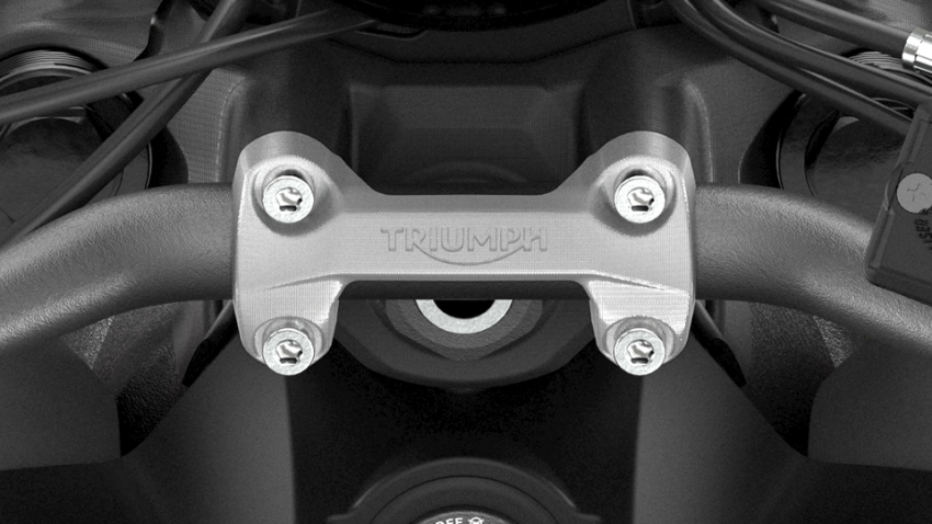 2021 Triumph Trident 660 launched –  RM38,757 in UK Image #1201940