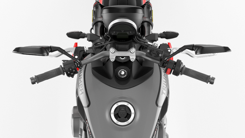 2021 Triumph Trident 660 launched –  RM38,757 in UK Image #1201941