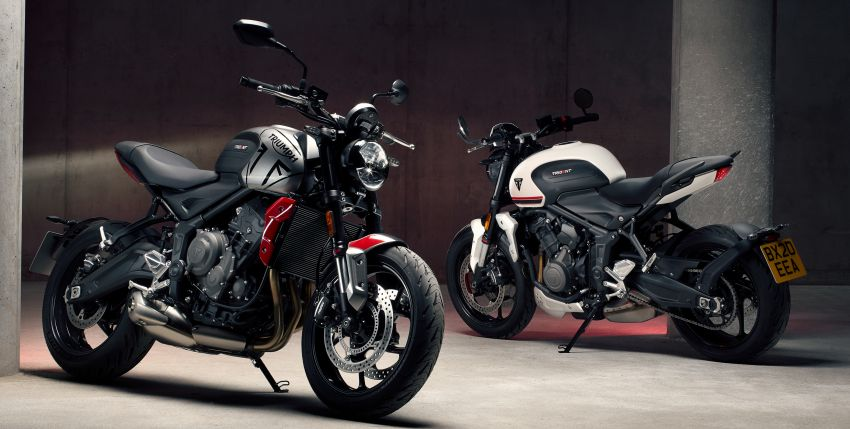 2021 Triumph Trident 660 launched –  RM38,757 in UK Image #1201944