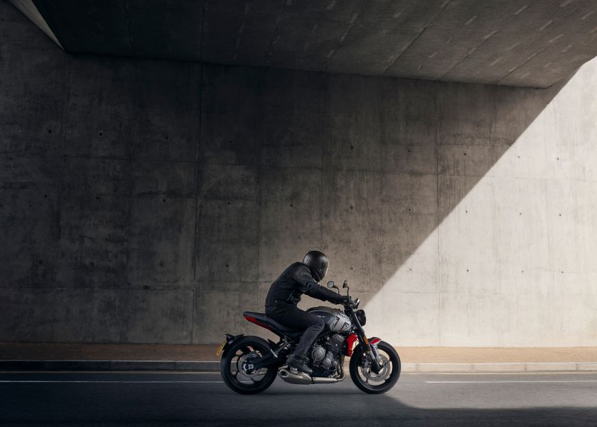 2021 Triumph Trident 660 launched –  RM38,757 in UK Image #1201945