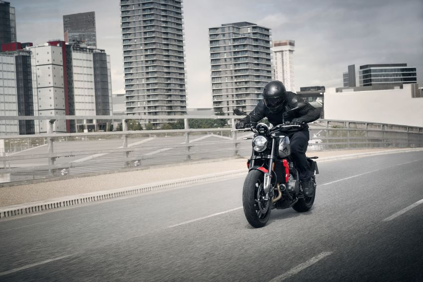 2021 Triumph Trident 660 launched –  RM38,757 in UK Image #1201946