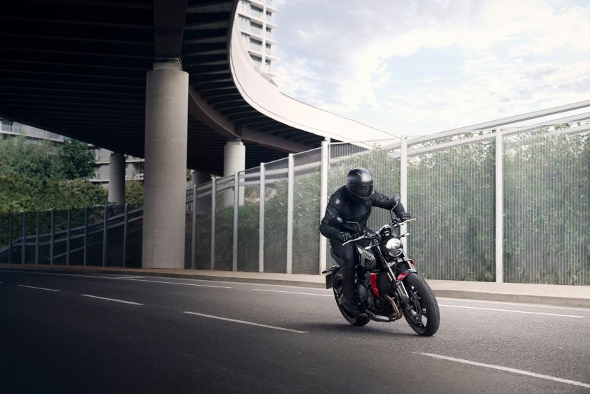 2021 Triumph Trident 660 launched –  RM38,757 in UK Image #1201947