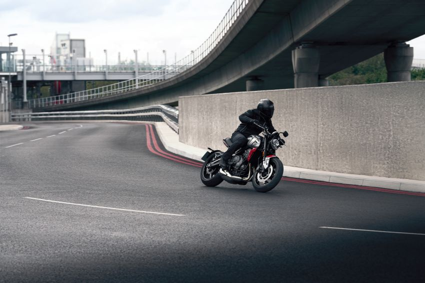 2021 Triumph Trident 660 launched –  RM38,757 in UK Image #1201948