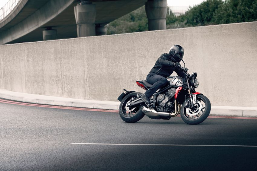 2021 Triumph Trident 660 launched –  RM38,757 in UK Image #1201949