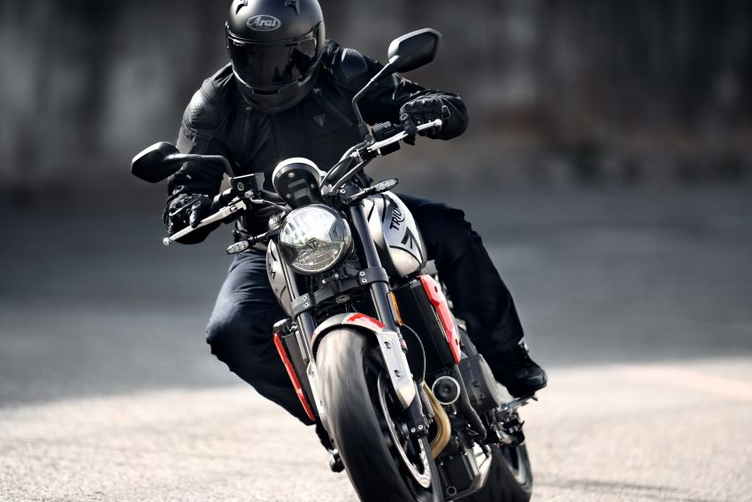 2021 Triumph Trident 660 launched –  RM38,757 in UK Image #1201950