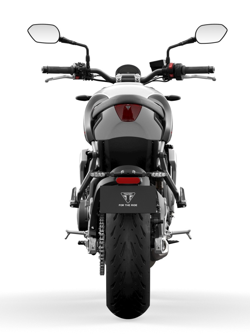 2021 Triumph Trident 660 launched –  RM38,757 in UK Image #1201924