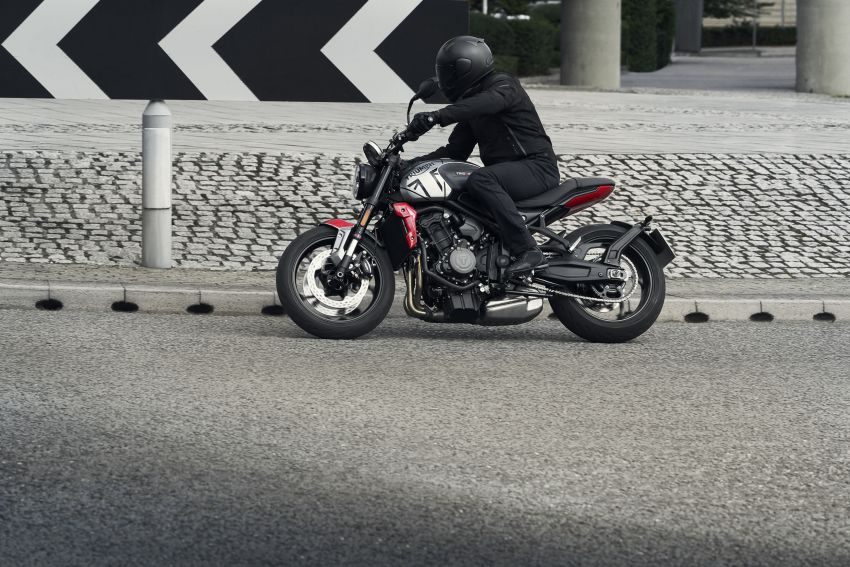 2021 Triumph Trident 660 launched –  RM38,757 in UK Image #1201953