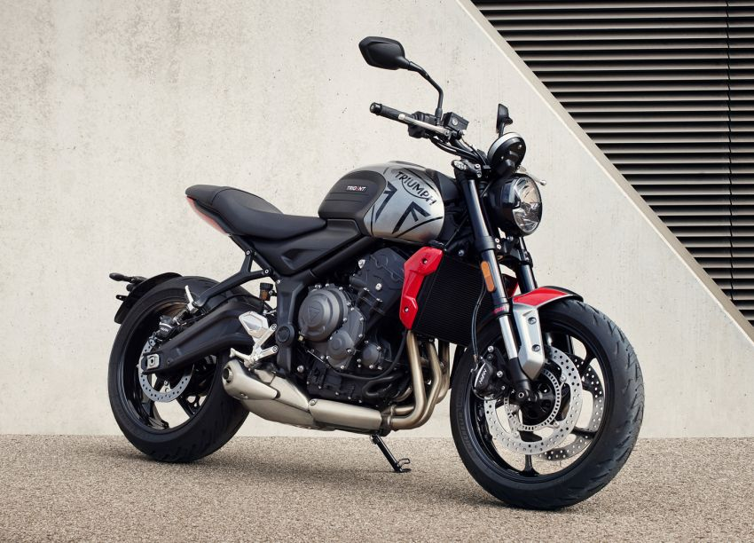 2021 Triumph Trident 660 launched –  RM38,757 in UK Image #1201954