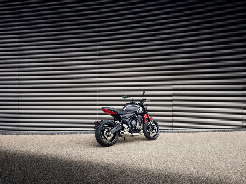 2021 Triumph Trident 660 launched –  RM38,757 in UK Image #1201955