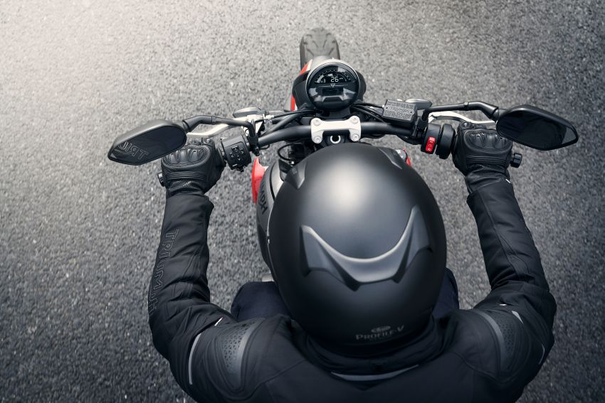 2021 Triumph Trident 660 launched –  RM38,757 in UK Image #1201956
