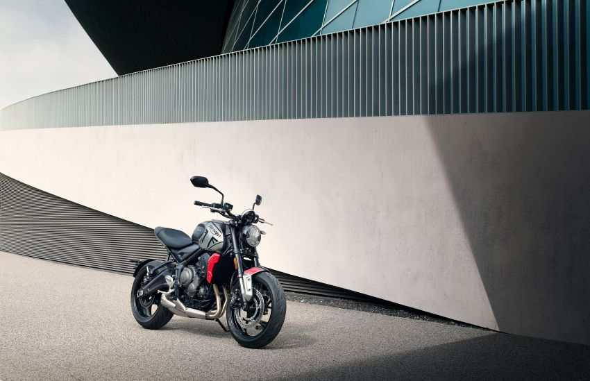 2021 Triumph Trident 660 launched –  RM38,757 in UK Image #1201957