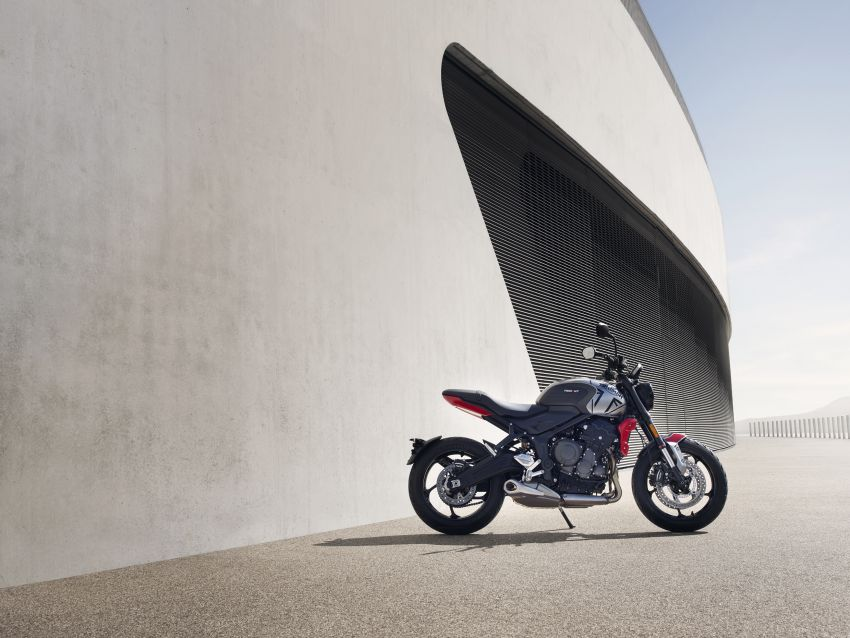 2021 Triumph Trident 660 launched –  RM38,757 in UK Image #1201958