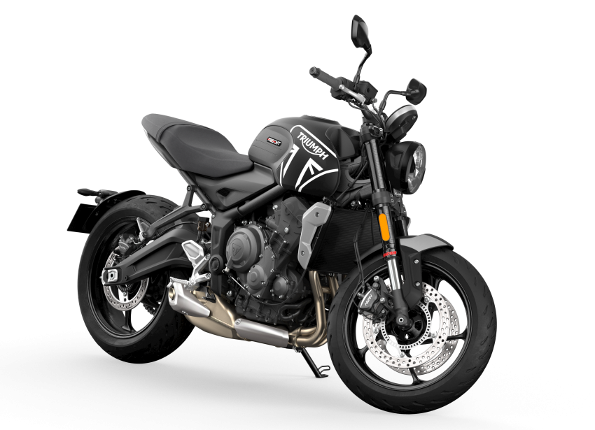 2021 Triumph Trident 660 launched –  RM38,757 in UK Image #1201963