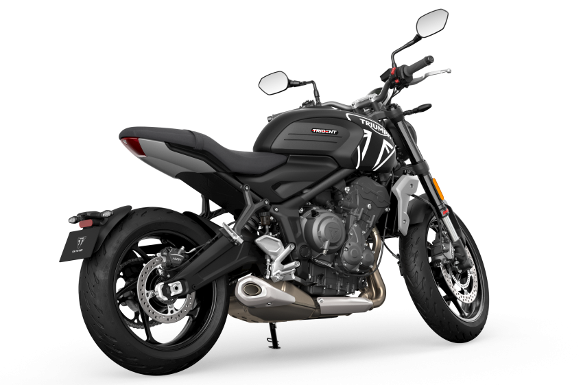 2021 Triumph Trident 660 launched –  RM38,757 in UK Image #1201964
